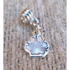 Little Paw-Print Charm